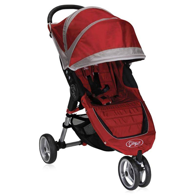 Коляска baby jogger city mini single отзывы