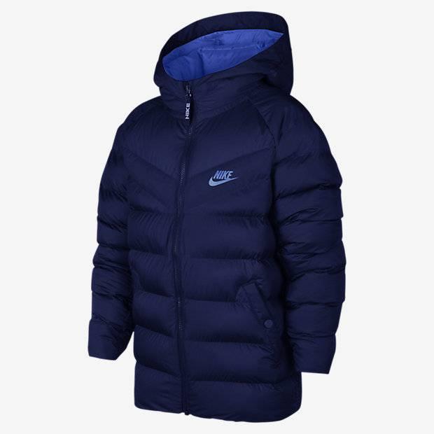 2c9b8149 Куртка с синтетическим наполнителем для школьников Nike Sportswear для  мужчин