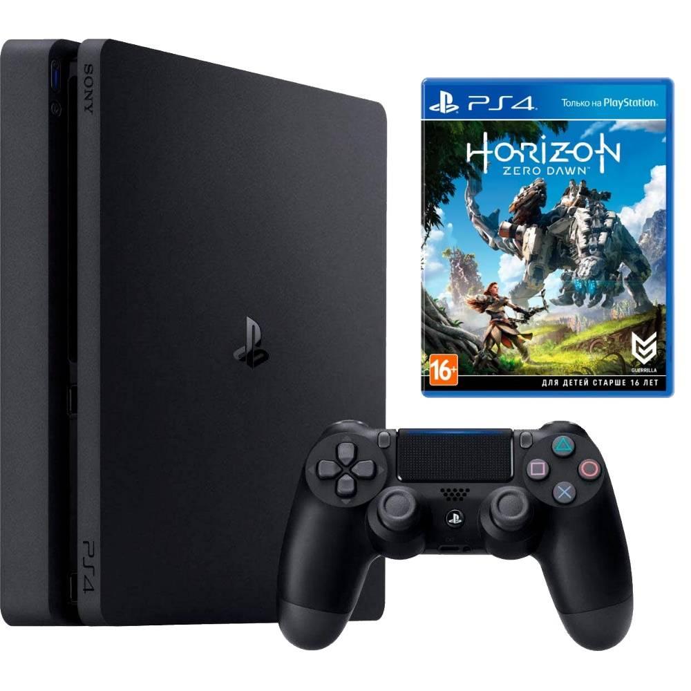 Sony PlayStation 4  купить игровую приставку  Москва