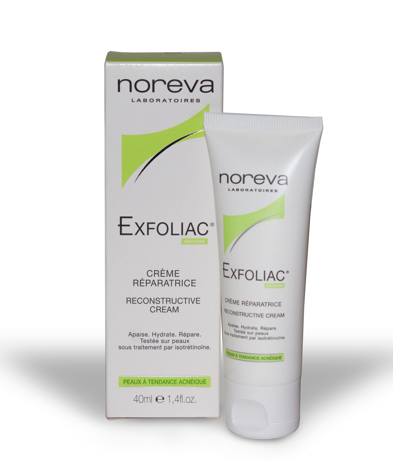noreva exfoliac косметика купить
